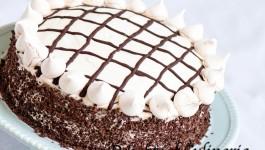 """Prune Cake """"Chernosliv""""-Торт Чернослив"""