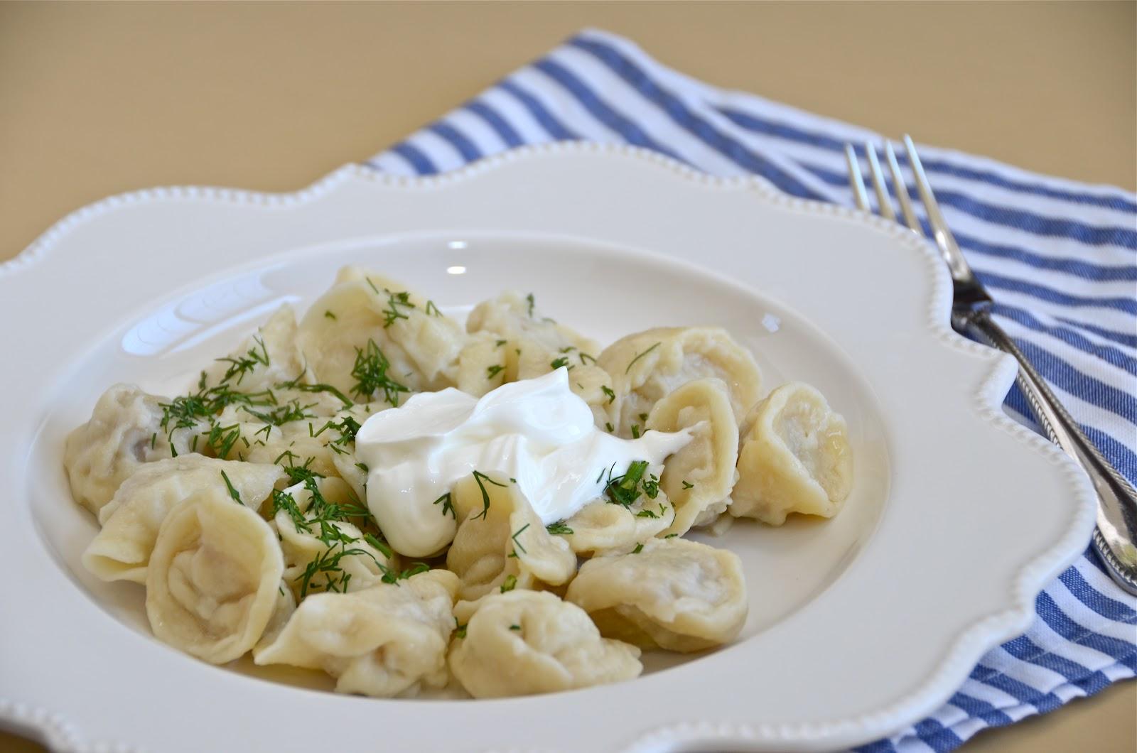 """Pelmeni""""Russian dumplings""""- пельмени - Delights Of Culinaria"""
