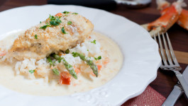 crab stuffed fish-4