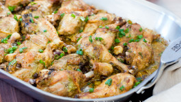Baked Chicken Drumsticks-2