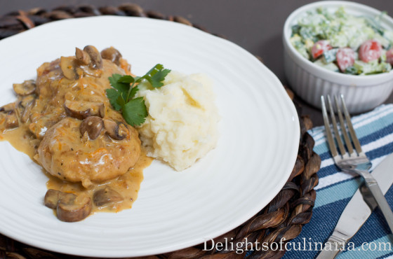 Chicken Kotleti_