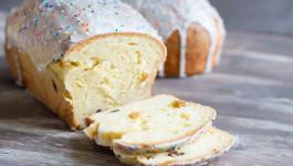 Easter bread-paska-kulich