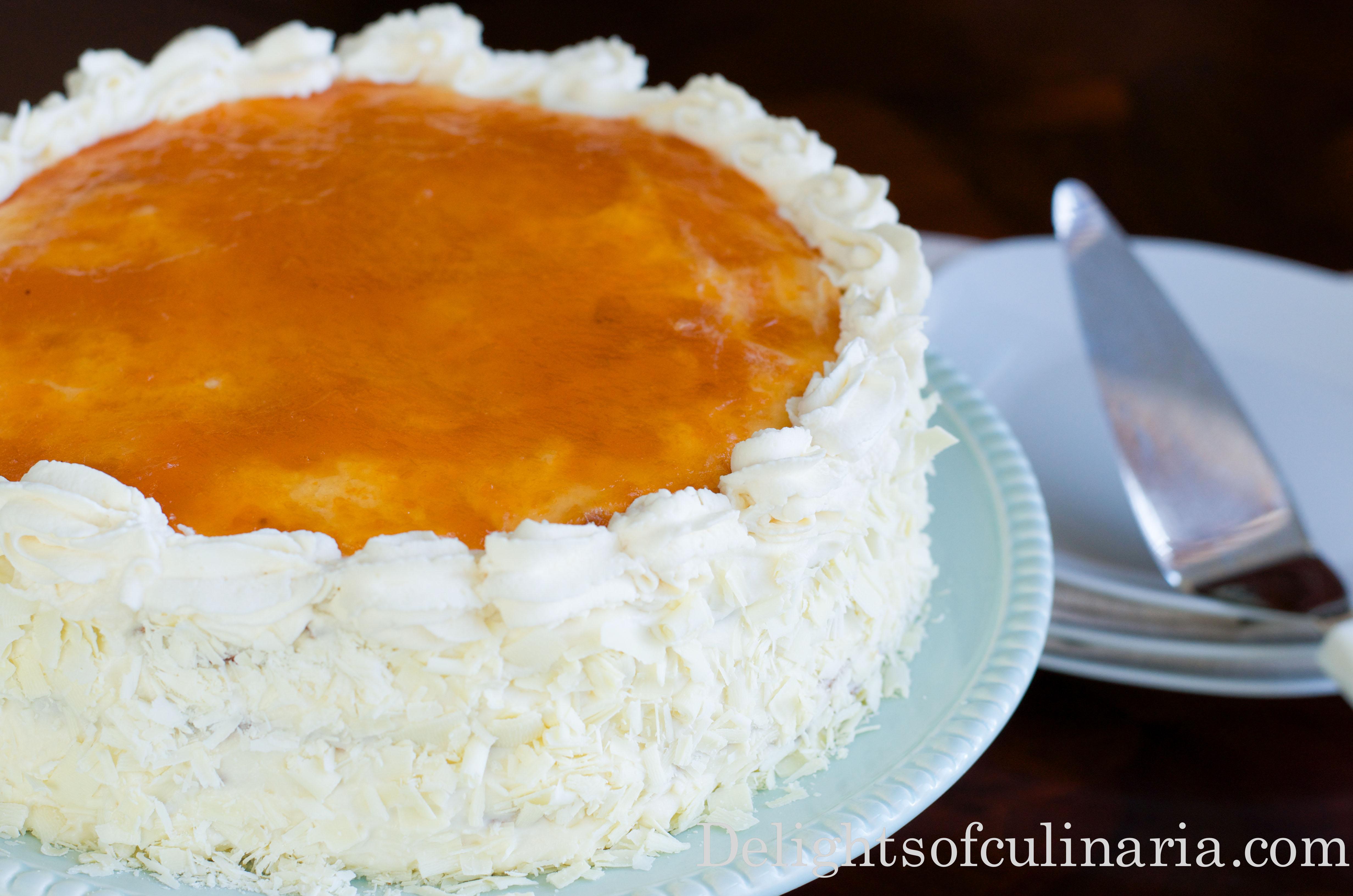 """Cake """"Markiza"""""""