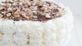 Tiramisu Meringue cake-2