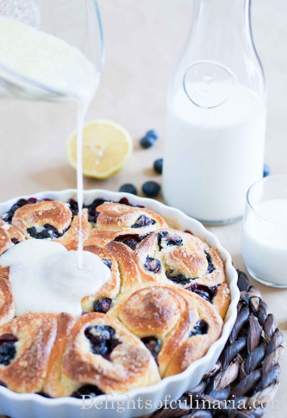 blueberry lemon sticky buns-8