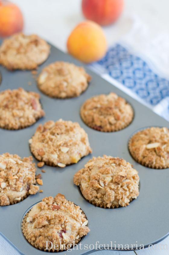 peach muffins-2