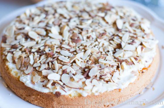Coconut cake Raffaello-2