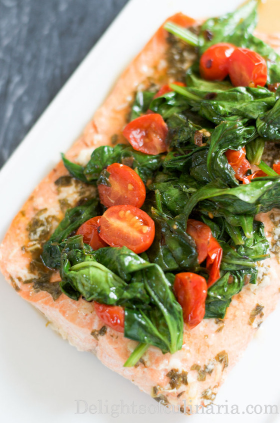 salmon with spinach-3