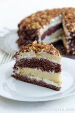 smetanik cake